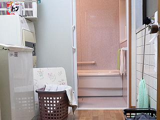浴室リフォーム-洗面所施工後