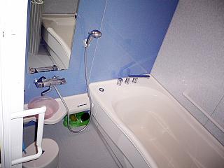 浴室リフォーム-浴室施工後