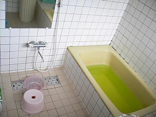 浴室リフォーム-浴室施工前