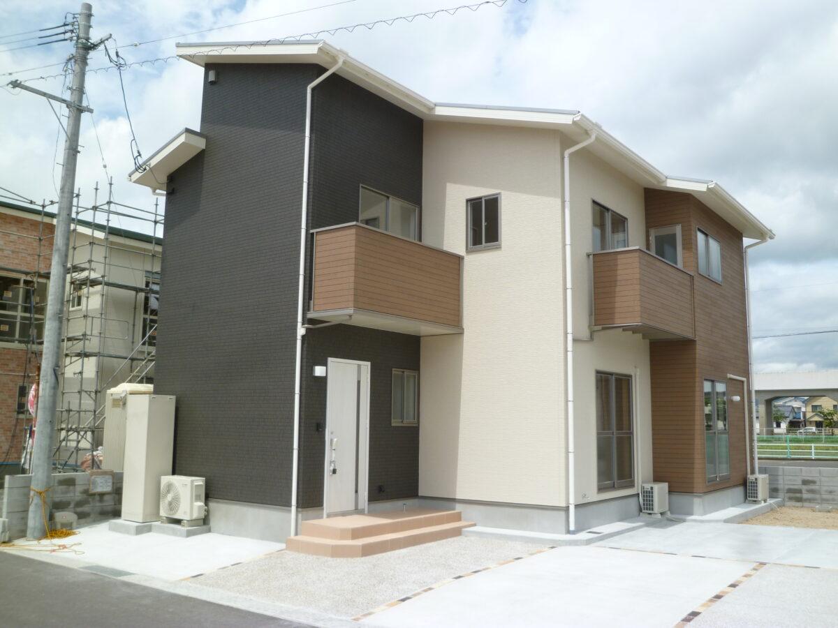 新築住宅5LDK 唐津市和多田本村分譲地 3号